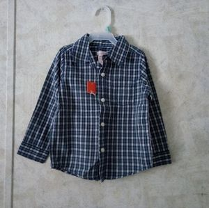 🔥18-24m NWT Joe Fresh button down